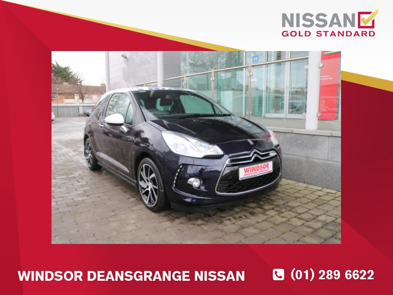 Special Edition 1.6 e-HDi Airdream Dstyle Plus 3dr (€3,000 Scrappage Special)