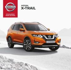 X-Trail Brochure