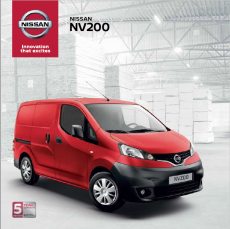 NV200 Brochure