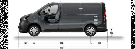 NV300 - L1H1 XE 95hp 2700