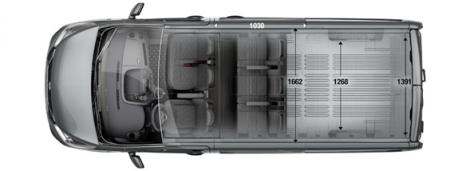 NV300 - L2H1 SV 120hp 2900 Crew Van