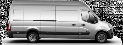 NV400 FWD - L3H2 125hp 3.5T