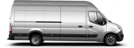 NV400 FWD - L3H3 125hp 3.5T