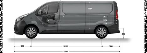 NV300 - L2H1 XE 120hp 2900